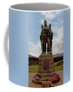 Commando Memorial 2 Coffee Mug