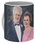 Commissioned Portrait Painting Coffee Mug