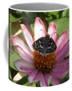 Common Checker Butterfly Coffee Mug