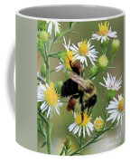 Common Eastern Bumblebee  Coffee Mug