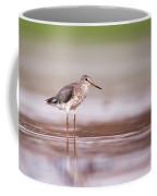 Common Redshank Tringa Totanus Coffee Mug