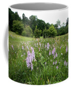 Common Spotted Orchids Coffee Mug