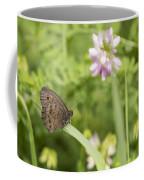 Common Wood-nymph 2013-1 Coffee Mug