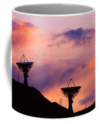Communication Sunset Coffee Mug