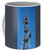 Communications Tower Coffee Mug