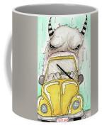 Compact Car Coffee Mug