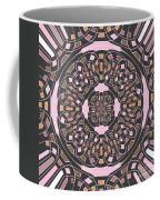 Complex Geometric Abstract Coffee Mug