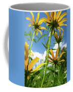 Composites In The Lawn Coffee Mug