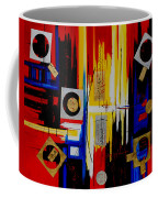 Composition  - 4 - Coffee Mug