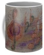Composition In B Flat Coffee Mug