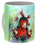 Comtessine Coccinella De Lafontaine Coffee Mug