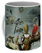 Concert Of Birds Coffee Mug