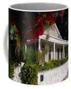 Conch House In Key West Coffee Mug by Susanne Van Hulst