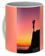 Conch Shell Blower Coffee Mug