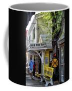 Conch Tour Train Stop Coffee Mug