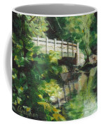 Concord River Bridge Coffee Mug