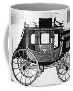 Concord Stagecoach Coffee Mug