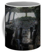 Concorde Cockpit Coffee Mug