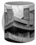 Concrete - National Theatre - London Coffee Mug