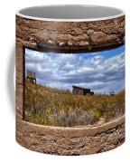 Concrete Window Coffee Mug