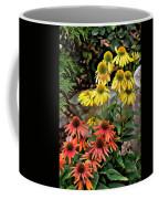 Cone Flowers Coffee Mug