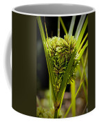 Cone Of Green Coffee Mug