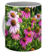 Coneflower Garden Coffee Mug