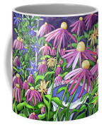 Coneflowers In Gentle Wind Coffee Mug