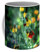 Coneflowers Coffee Mug