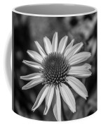Conehead Daisy In Black And White Coffee Mug