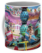 Coney Island Amusement Ride Coffee Mug