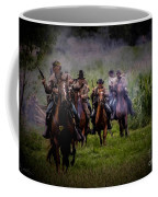 Confederate Cavalry Charge Coffee Mug