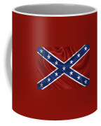 Confederate Flag - Second Confederate Navy Jack And The Battle Flag Of Northern Virginia Coffee Mug