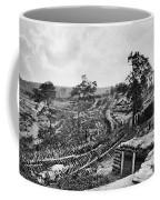 Confederate Fort Coffee Mug