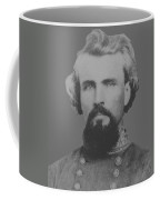 Confederate General Nathan Forrest Coffee Mug by War Is Hell Store