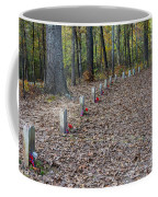 13 Unknown Confederate Soldiers - Natchez Trace Coffee Mug