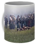 Confederate Infantry Skirmish  Coffee Mug