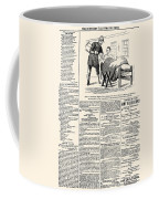 Confederate Newspaper Coffee Mug by Granger