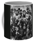 Confederate Soldiers, 1861 - To License For Professional Use Visit Granger.com Coffee Mug