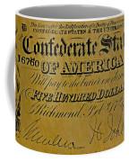 Confederate States Coffee Mug