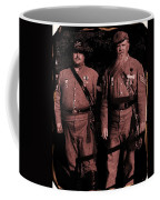 Confederate Tintype Civil War Coffee Mug