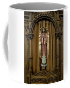 Confessional - Our Lady Of Lourdes Cathedral - Spokane Coffee Mug