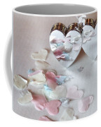 Confetti Hearts Coffee Mug