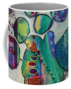 Confident Blooms.marymconner Coffee Mug
