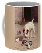 Confrontation Coffee Mug by Alfred Duke