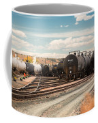 Congested Tracks Coffee Mug