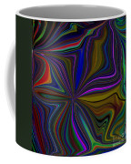 Conglomerate Of The Color Wheel Coffee Mug