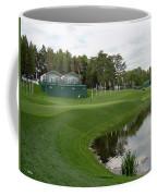 Congressional Blue Course - Sweet Par 3 10th Coffee Mug