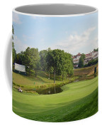 Congressional Blue Course - The Finish - Par 4 18th Coffee Mug