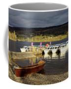 Coniston Water Boats Coffee Mug